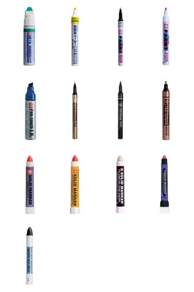 sakura-markers