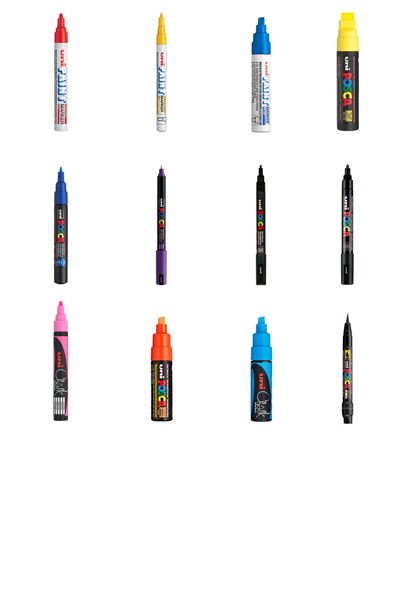 uni-markers