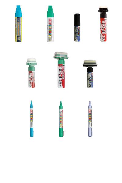zig-markers