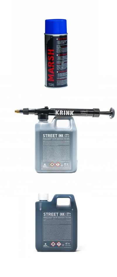 spray-ink